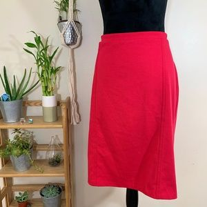 Mossimo pink pencil skirt plus size 2XL